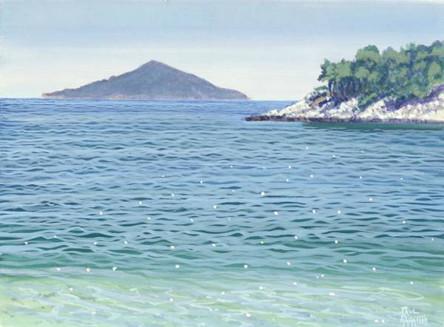 Island Shoreline No.2