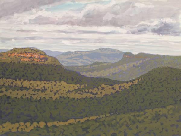 SOLD - Range, Blue Mountains