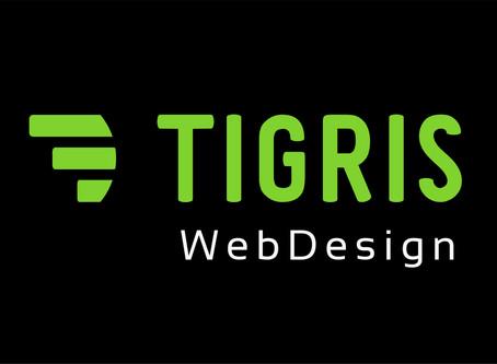 TIGRIS WebDesign Logo
