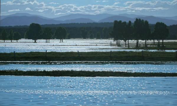 SOLD - The Flood Plain No.2