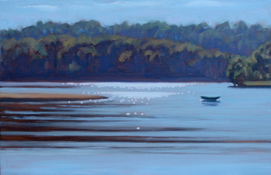 SOLD - Drifting Lagoon