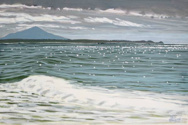 SOLD - Storm over Nambucca