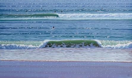 SOLD - Shorebreak No.1