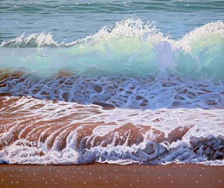 SOLD - Shorebreak No.8