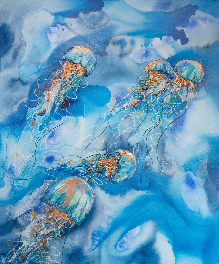 Salty-Art-by-Mia-Jellyfish-Australia-Watercolour-Art