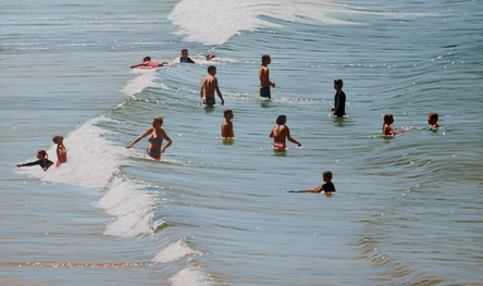 SOLD - Bathers No.6