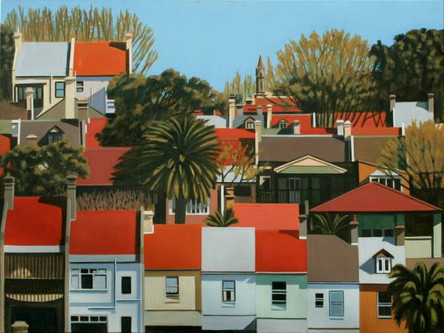 SOLD - Rooftops