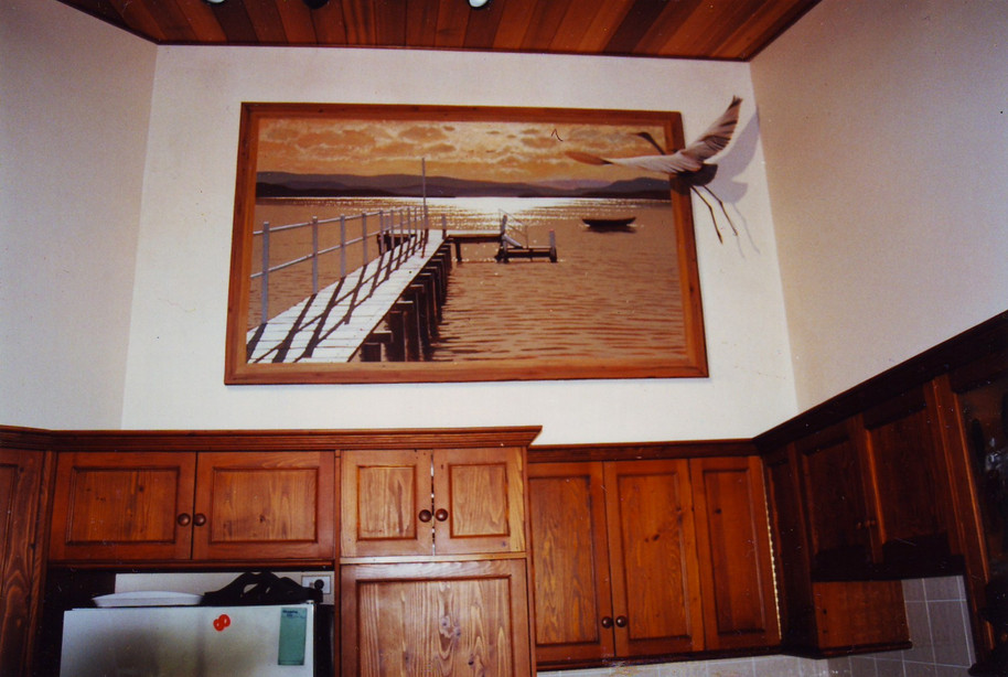 Bird and Wharf