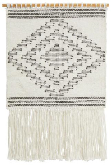 Rug Wall Hanging White