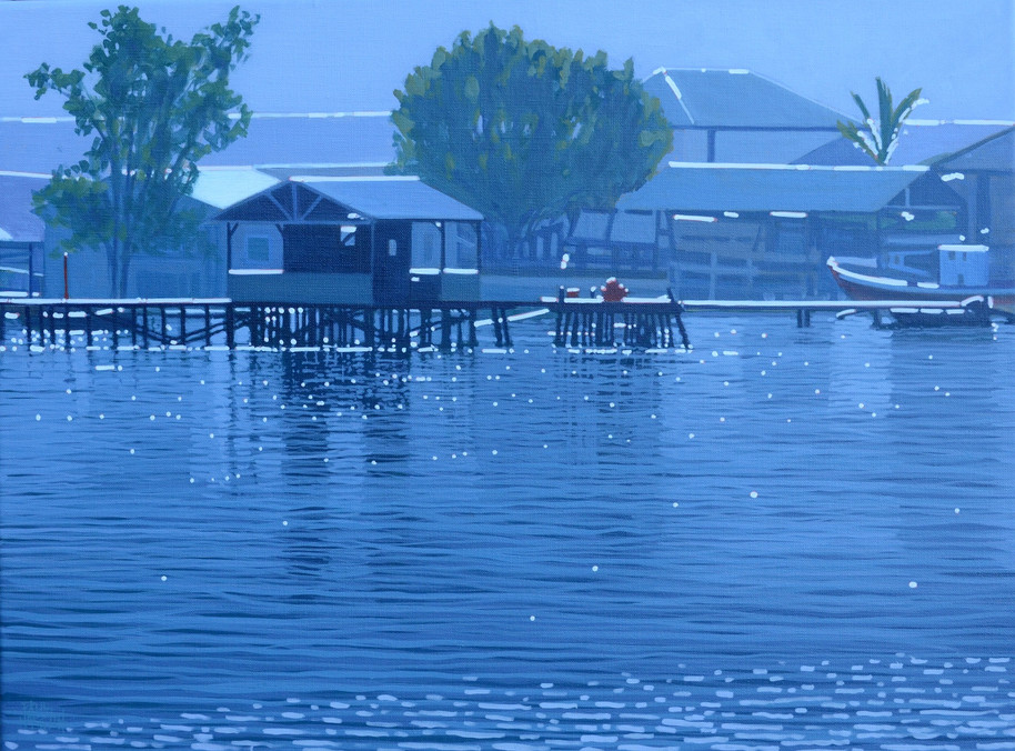 SOLD - Island Harbour No.1