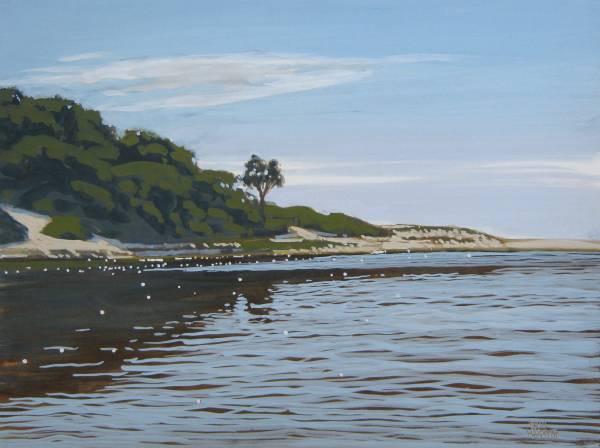 SOLD - Wamberal Lagoon No.3