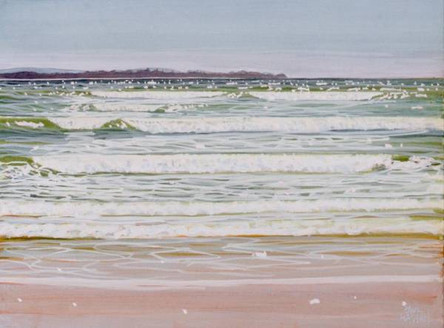 SOLD - The Rising Tide No.2