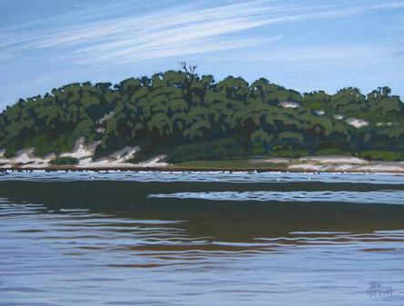 SOLD - Wamberal Lagoon No.2