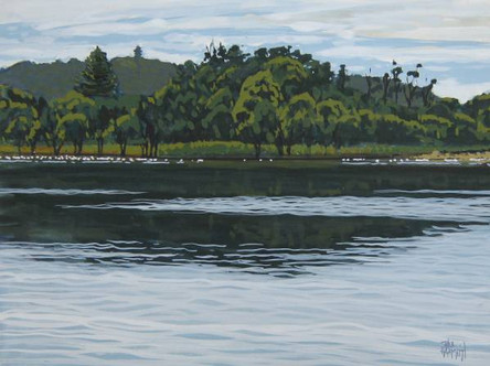 SOLD - Avoca Lagoon No.2