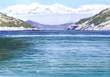 Island Shoreline No.1