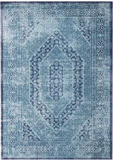 Rug Modern Eternal Blue 2