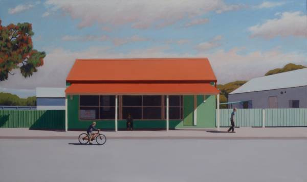 SOLD - The Red Roof