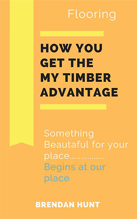 How you get the My Timber Advantage - E-