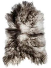 Rug Sheepskin Black & White