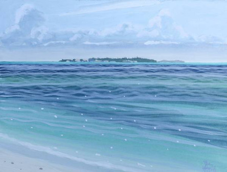 Maldivian Island No.3