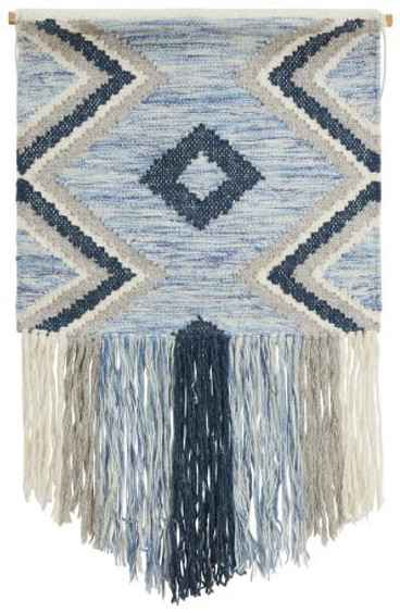 Rug Wall Hanging Blue
