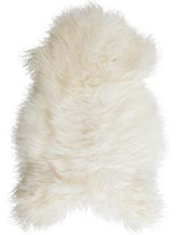 Rug Sheepskin White