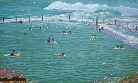 SOLD -  Ocean Baths