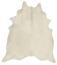 Rug Cowhide White