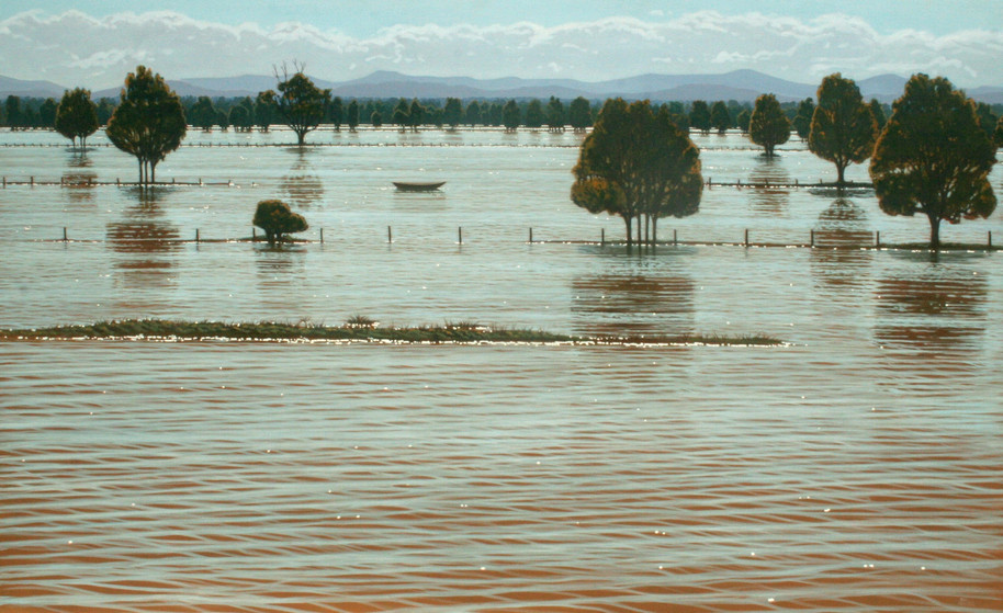 SOLD - Drifting, Flood Plain