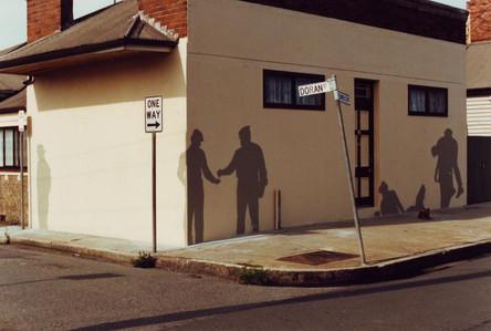 Shadow Mural