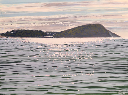 SOLD - Morning, Foresters Beach