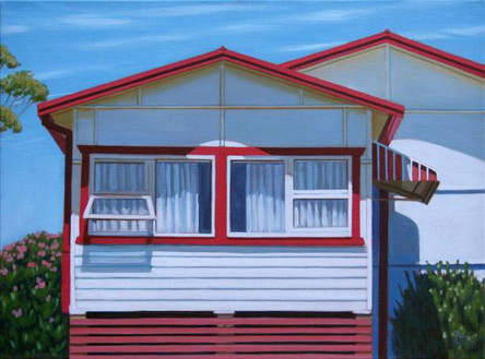 SOLD - The Open Window