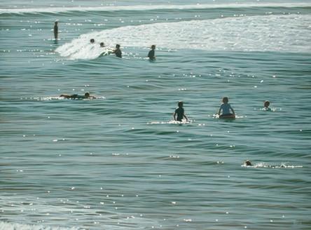 SOLD - Surf No. 2