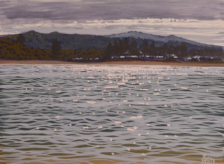 SOLD - Afternoon Terrigal Bend