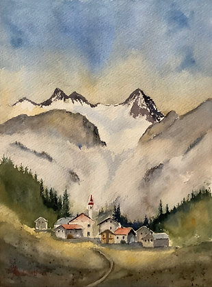 Distant Snow, Austria