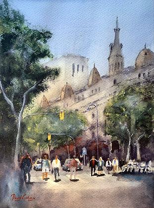 Barcelona, Passeig de Gracia