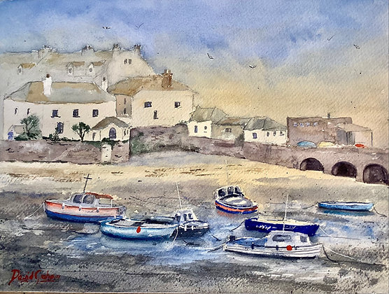 High and Dry, St Ives Cornwall