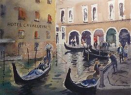 Orseolo Basin Venice