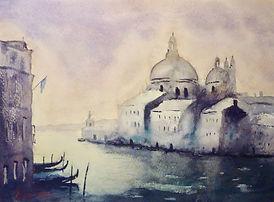 Maria della Salute Venice