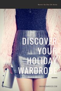 Holiday Wardrobe Essentials
