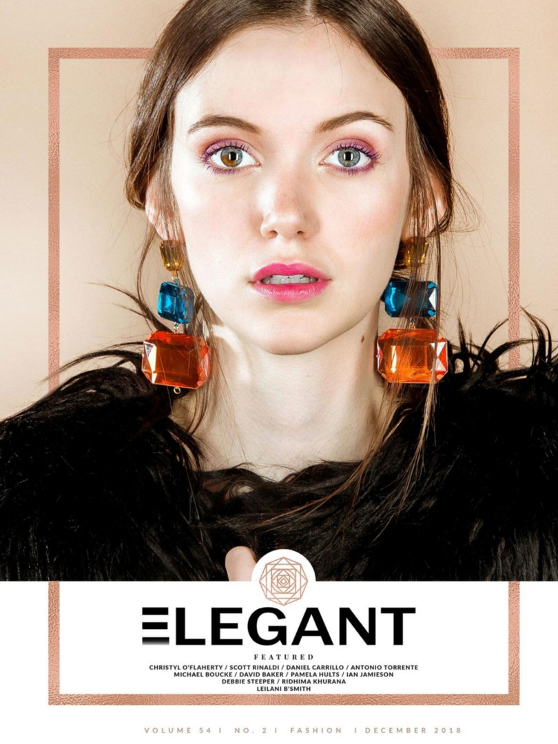 Elegant Magazine (December 2018) Issue