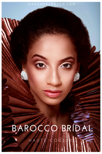 Barocco Bridal Photoshoot Dubai