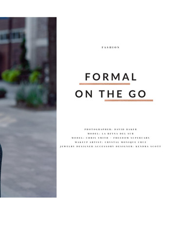 Formal on the Go