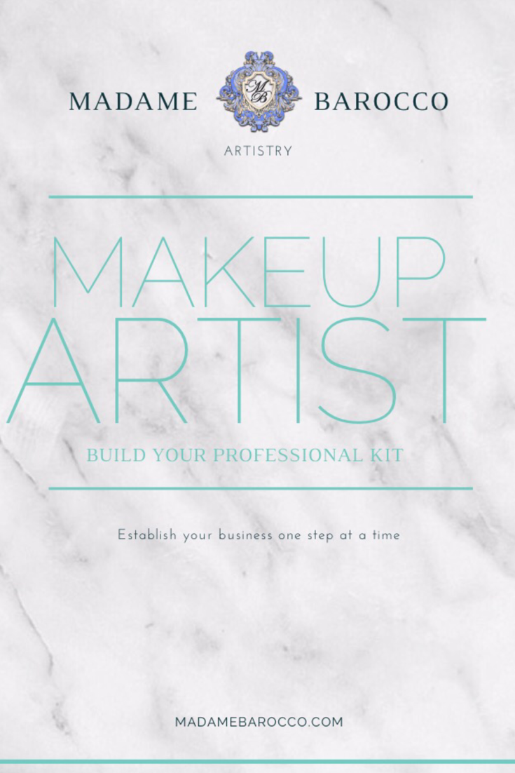 Establish your Professional Makeup Kit
