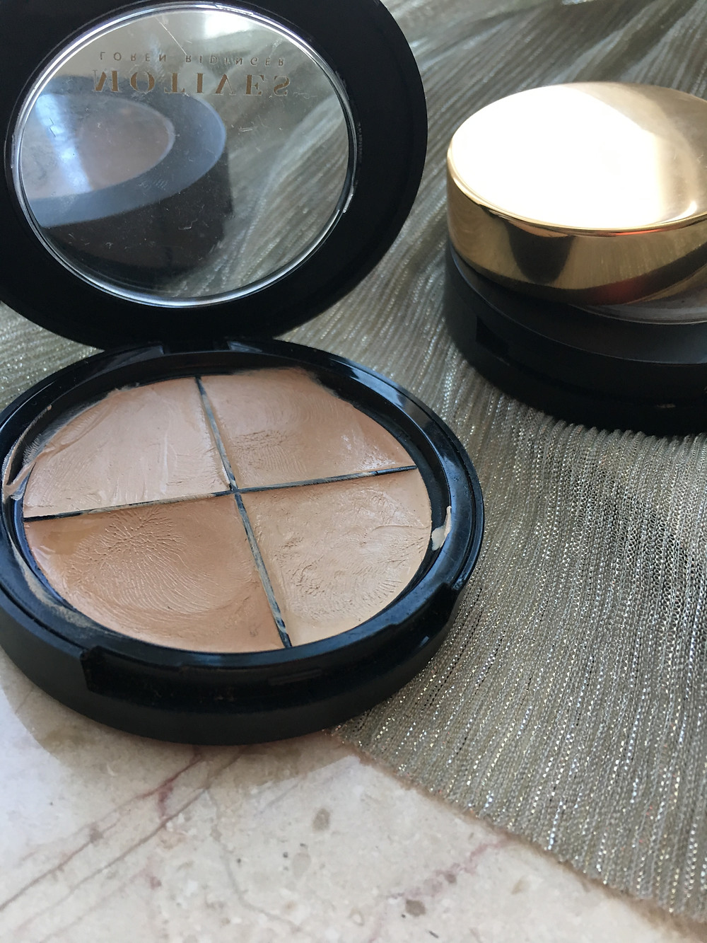 Motives Cosmetics Foundation
