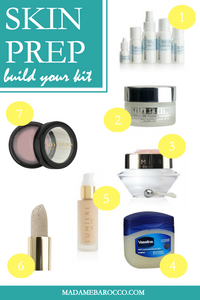 Build your Professional Makeup Kit