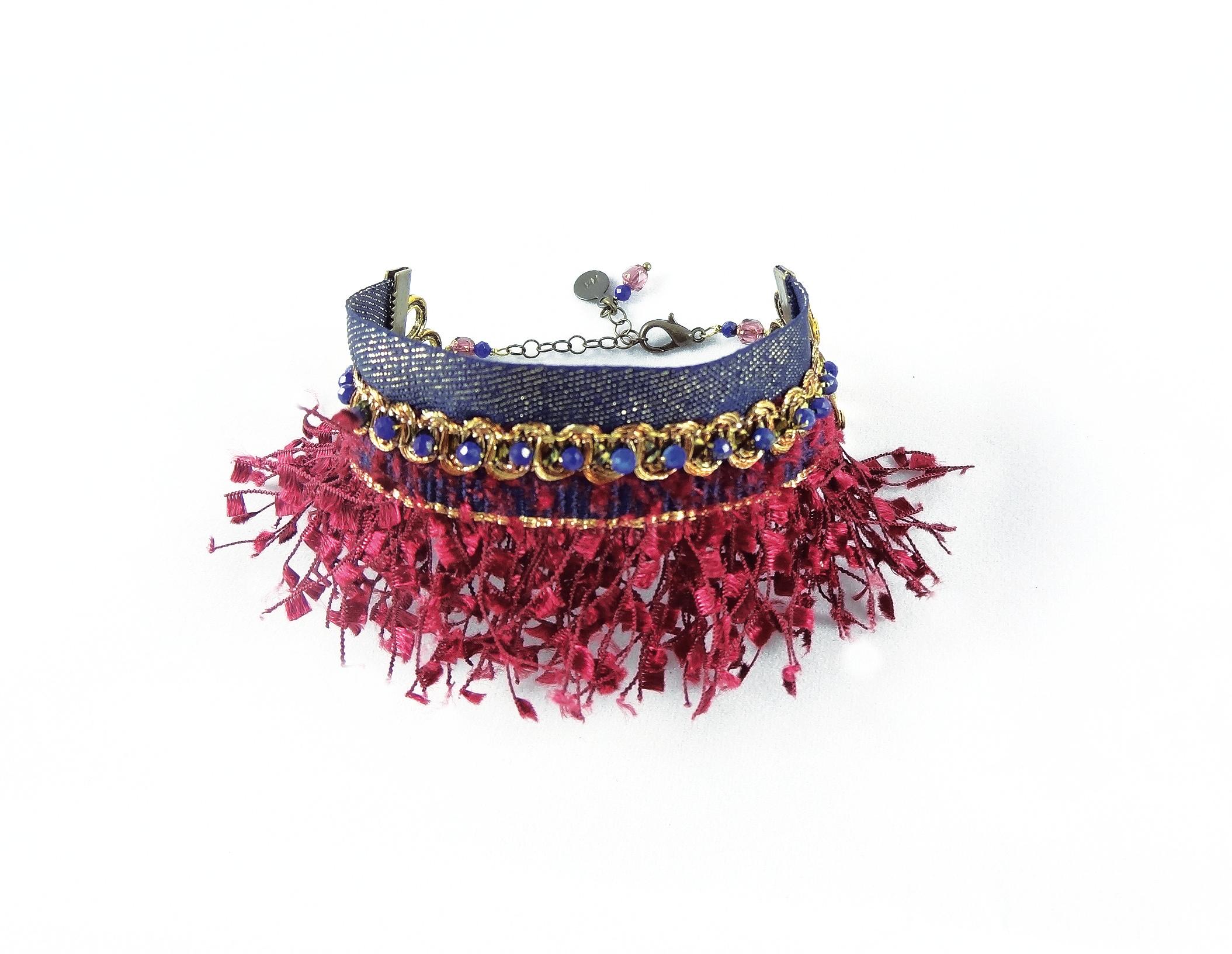 "Bracelet prestigieux ""Angha"""