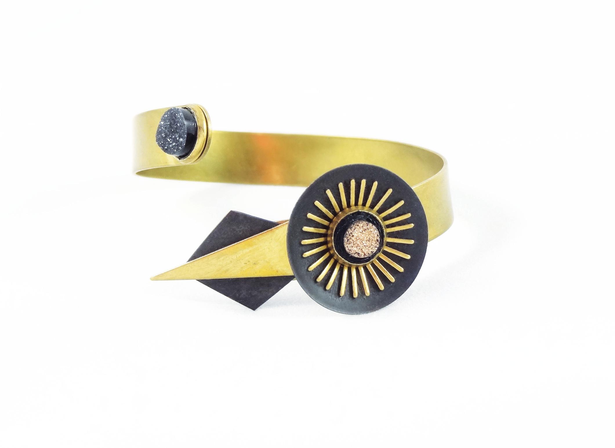 """Bracelet déstructuré """"Dahlia"""""""