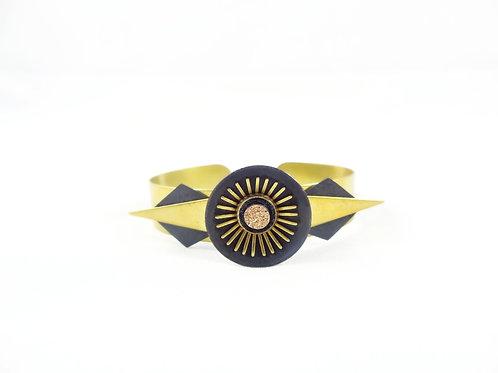 "Bracelet Art Déco ""Dahlia"""
