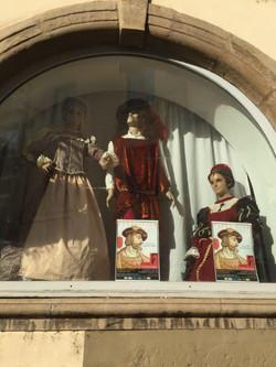 Vitrine Renaissance